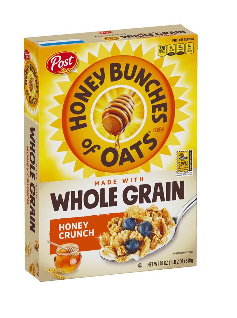 HBO Whole Grain Honey Crunch Product Image