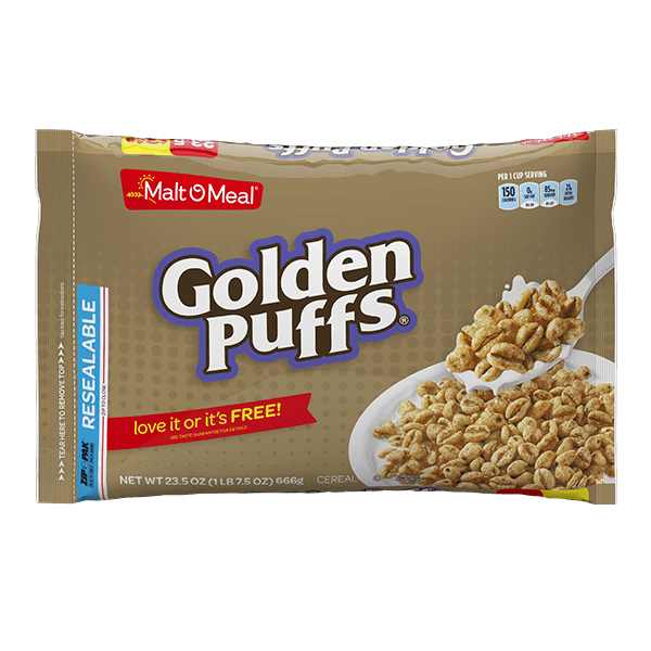 Golden Puffs Product Image